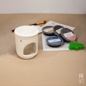 Ceramic painting to go kit