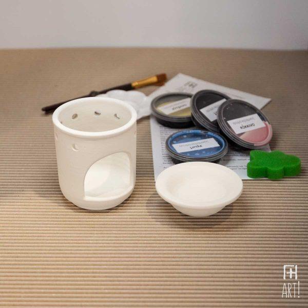 Αρωματοποιητής Α - Πακέτο ζωγραφικής σε κεραμικό